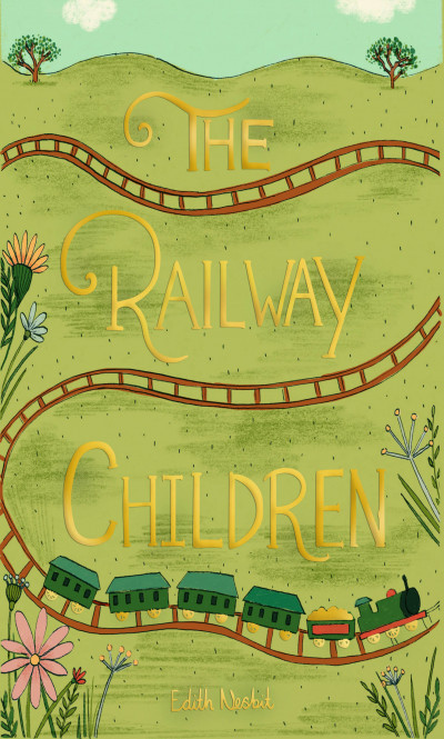 wordsworth collectors editions the railway children by enid nesbit