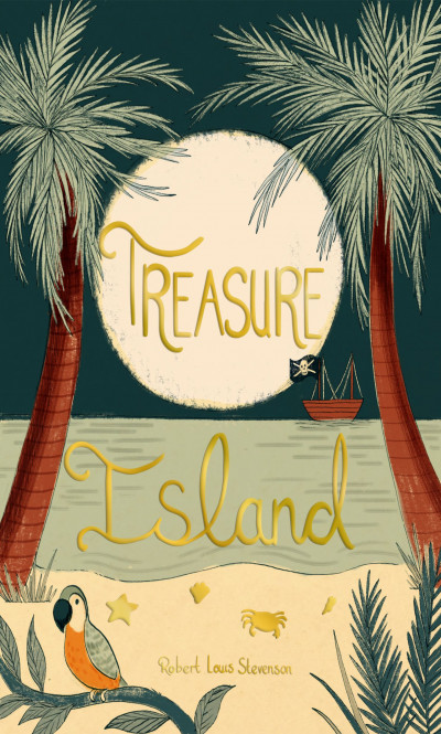 wordsworth collectors editions treasure island by robert louis stevenson