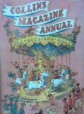 Grahame Johnstone Collins magazine annual 1950