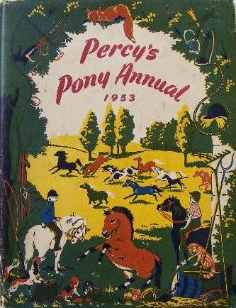 Grahame Johnstone Percys Pony Annual