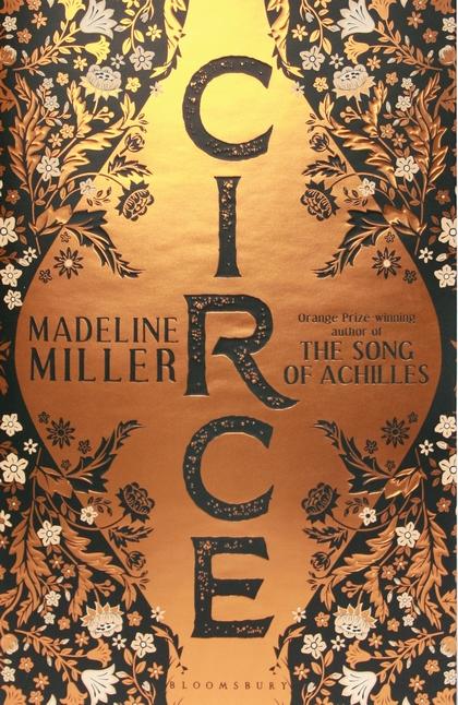 Circe Madeline Miller cover