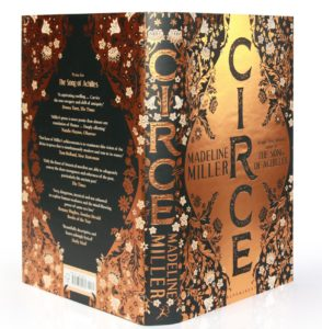 Circe Madeline Miller full cover