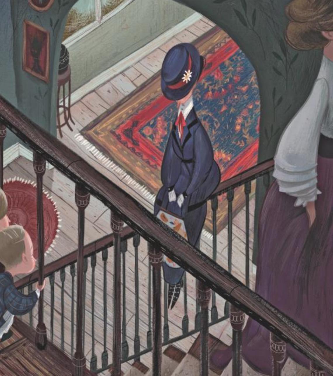 PL Travers Mary Poppins Julia Sarda int 2