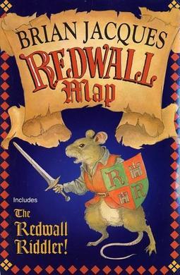 Redwall Map and Riddler