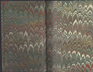 agatha christie bantam books endpapers