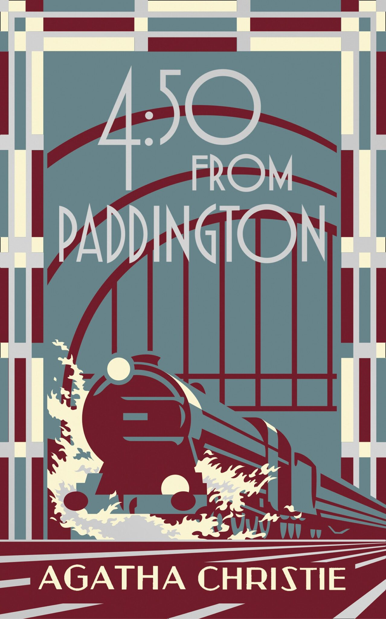 agatha christie se 450 from paddington cover