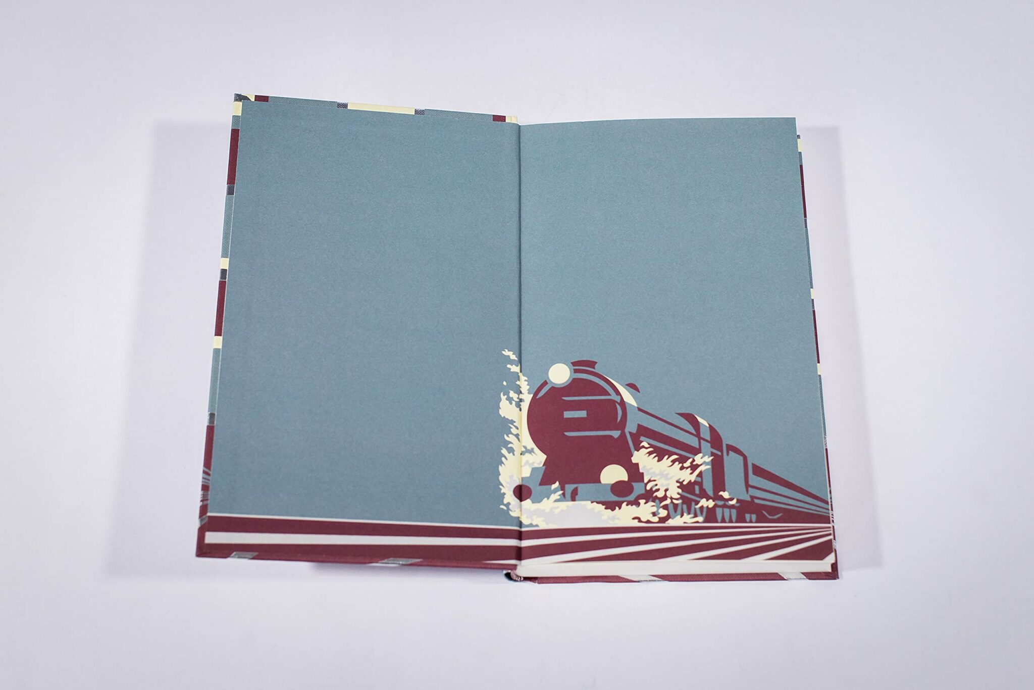 agatha christie se 450 from paddington endpapers lg