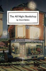 all night bookshop card