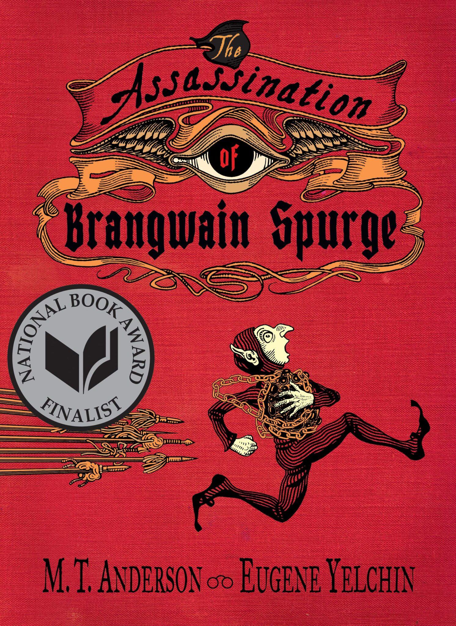 assassination of brangwain spurge cover