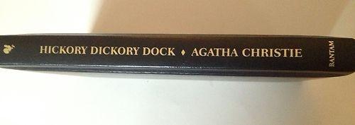 bantam agatha christie hickory dickory dock