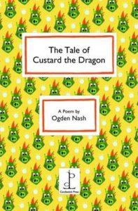custard the dragon card