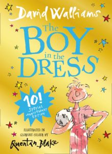 david walliams boy in the dress 10th ed