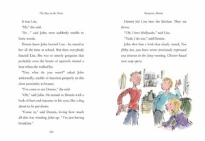 david walliams boy in the dress 10th ed internals