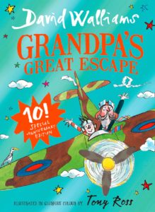 david walliams grandpas escape 10th ed