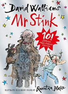david walliams mr stink 10th ed