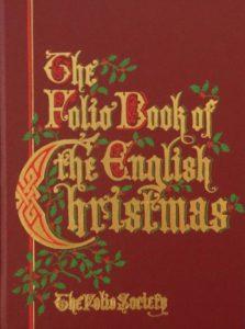 folio english xmas