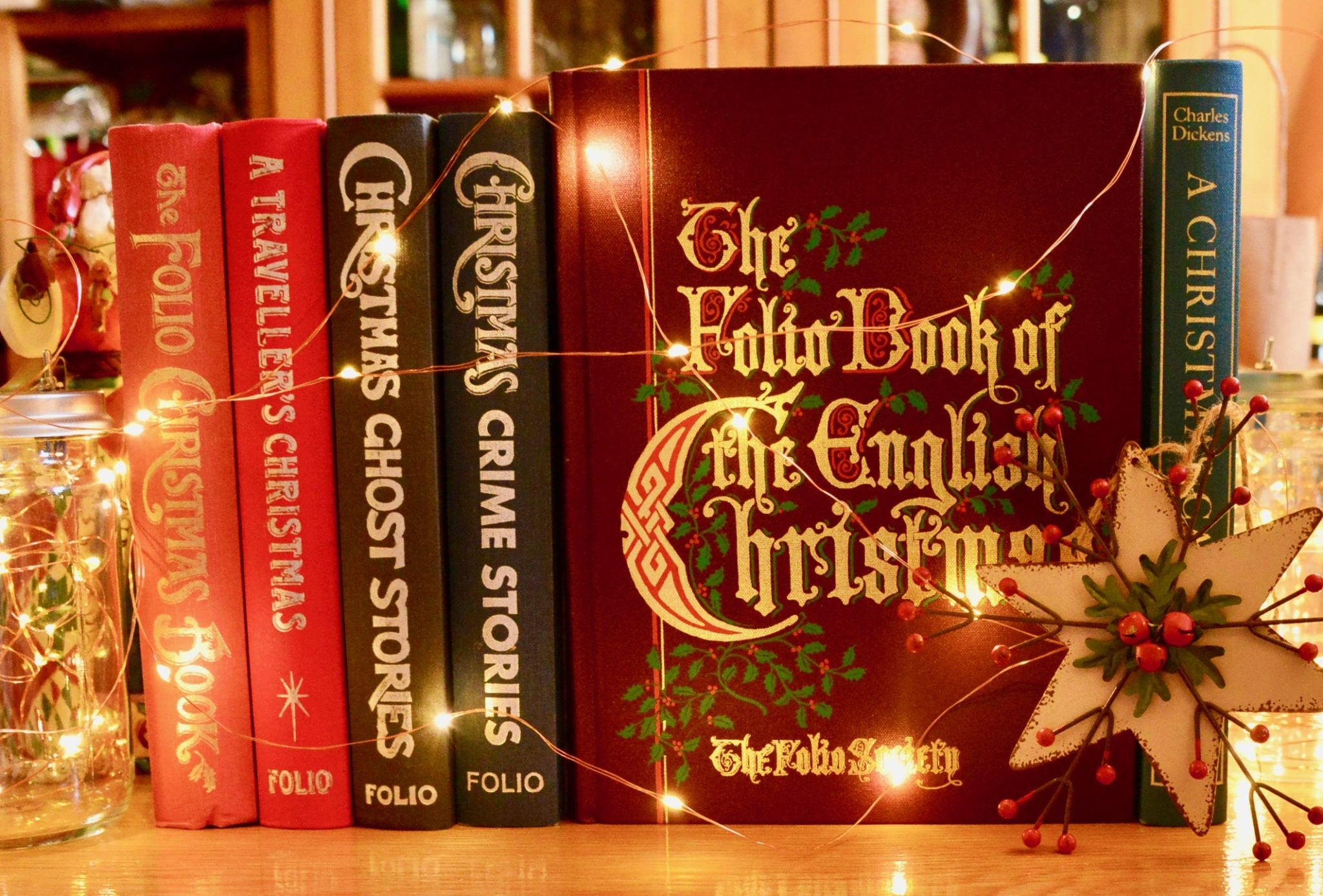 folio society christmas collection 2018