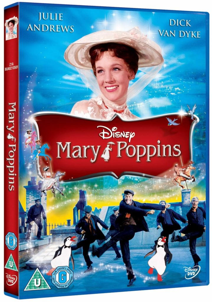 mary poppins movie case
