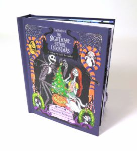 nightmare before christmas popup cover