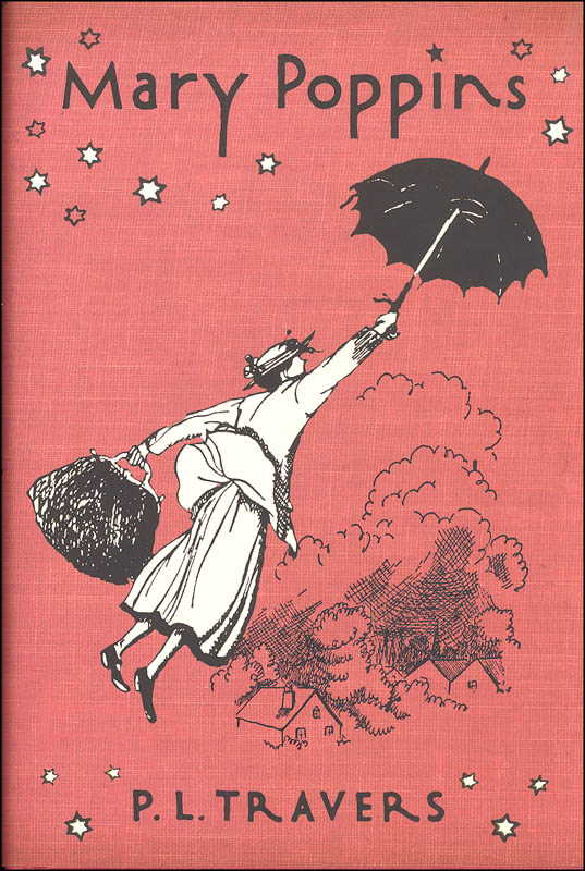 pl travers mary poppins hmh cover