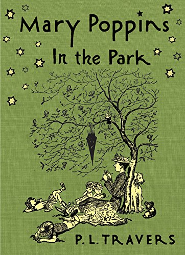 pl travers mary poppins hmh in the park cover