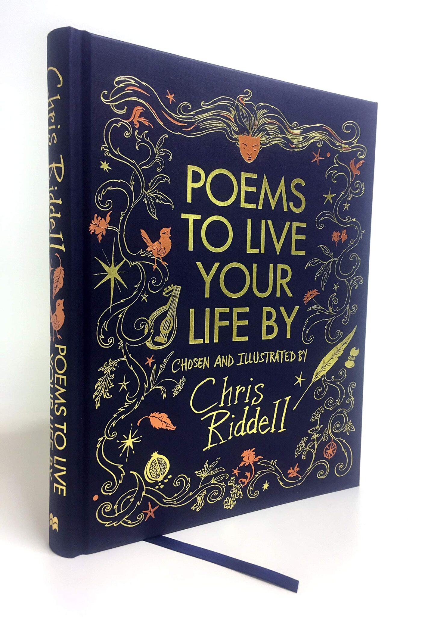 poems to live your life by cover