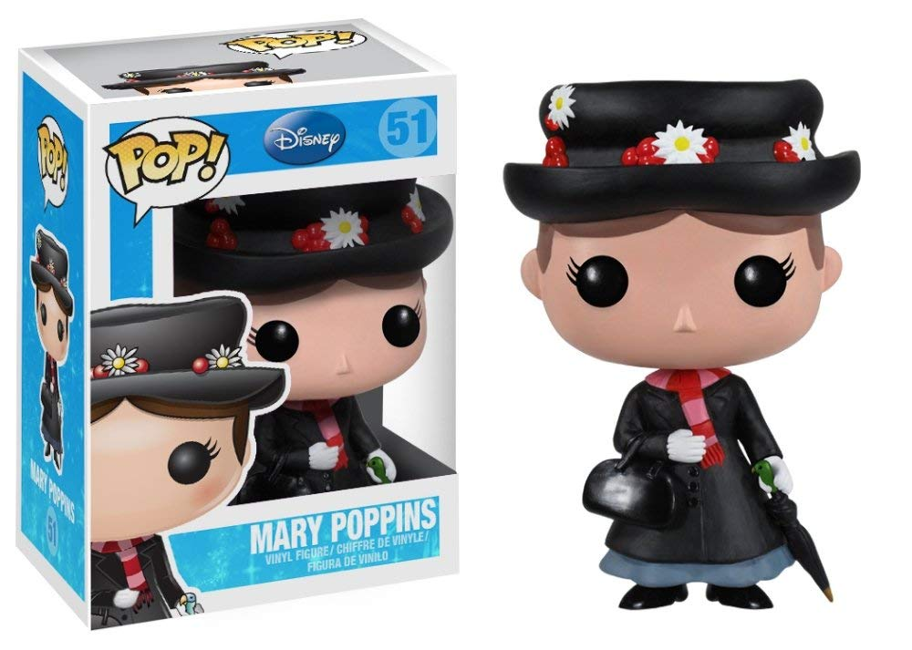 pop funko old mary with box