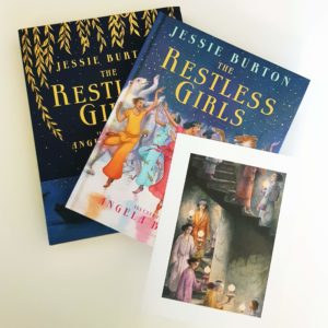 restless girls deluxe prints