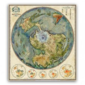 the compleat discworld atlas map