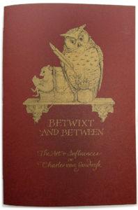 2011 CVS Betwixt and Between