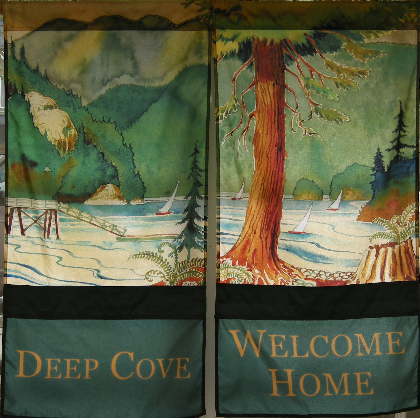 2011 CVS Deep Cove Banners