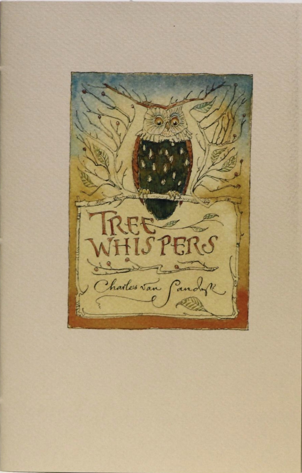 2014 CVS Tree Whispers Trial Cover