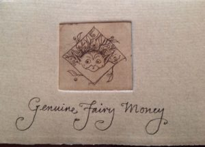 CVS Ephemera fairy money