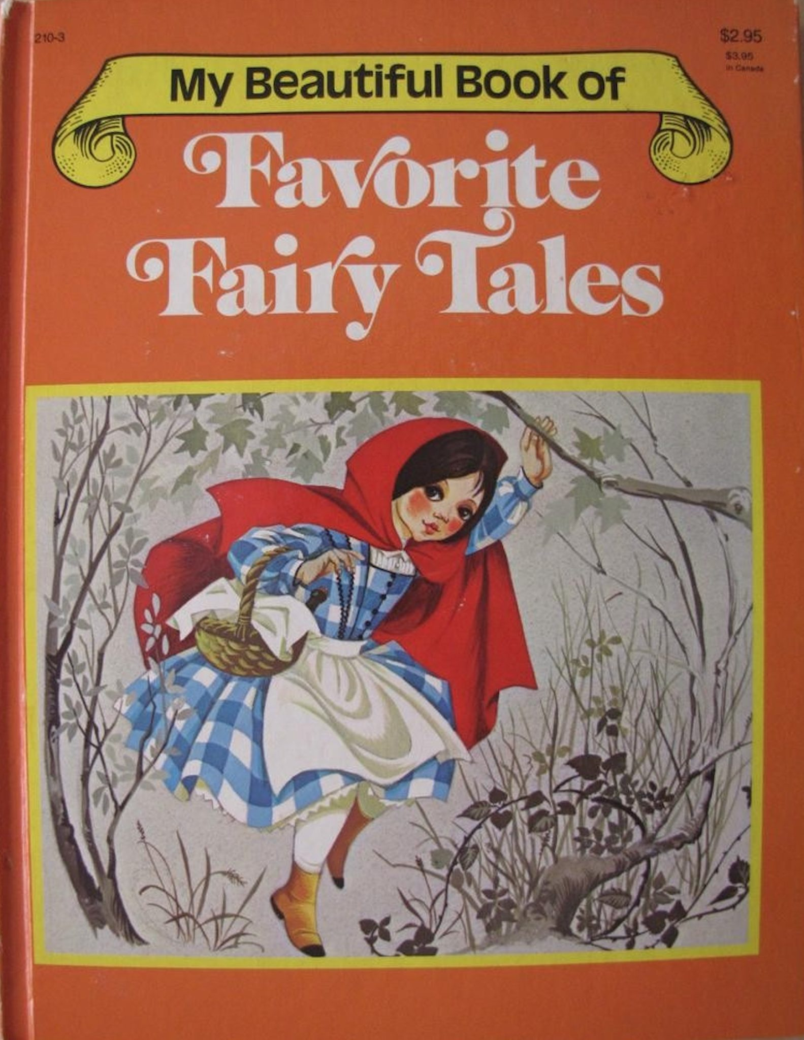 GJT My Beautiful Book of Favorite Fairy Tales