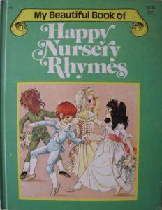 GJT My Beautiful Book of Happy Nursery Rhymes
