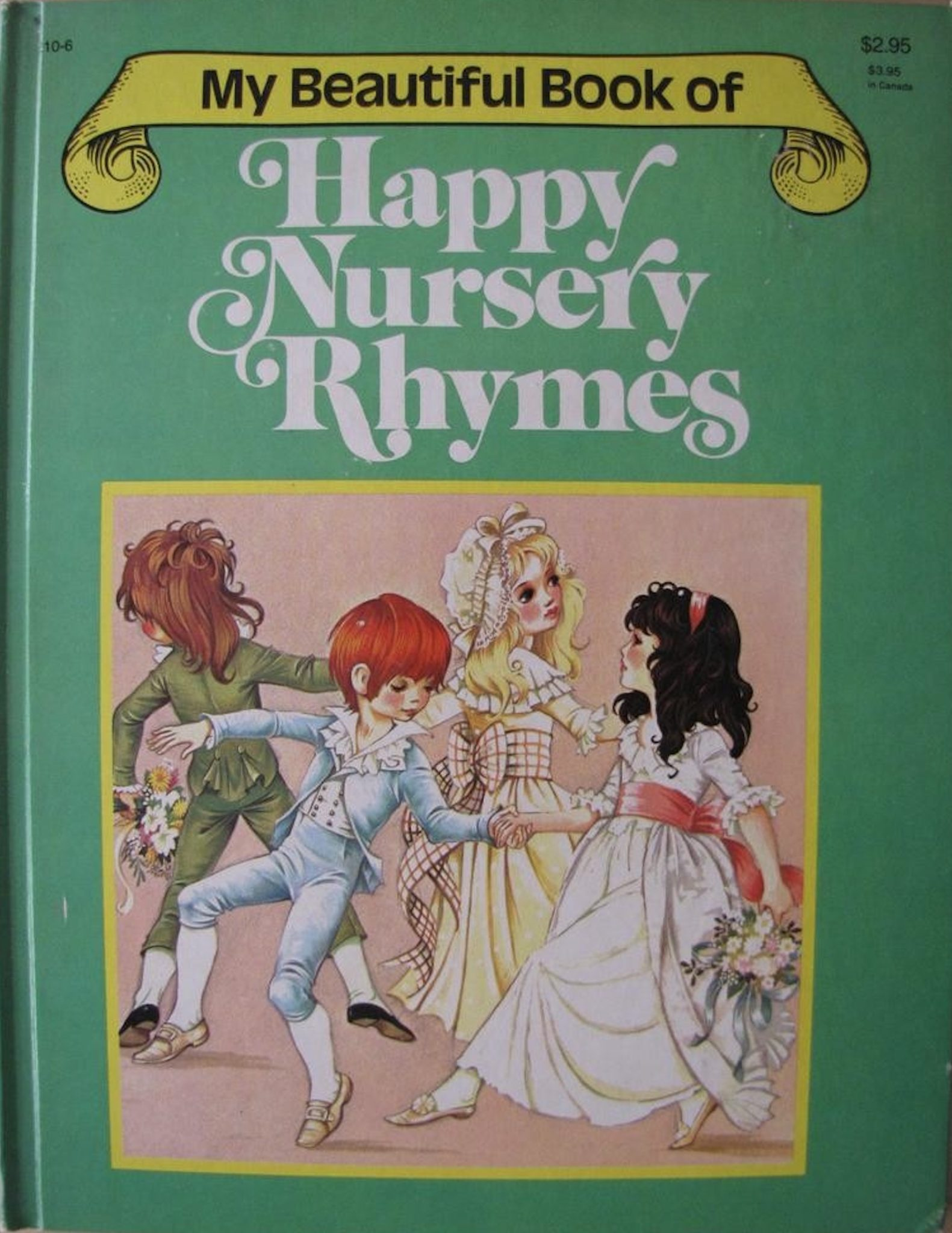 GJT My Beautiful Book of Happy Nursery Rhymes