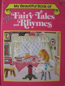 GJT My Beautiful Book of Very First Fairy Tales and Rhymes