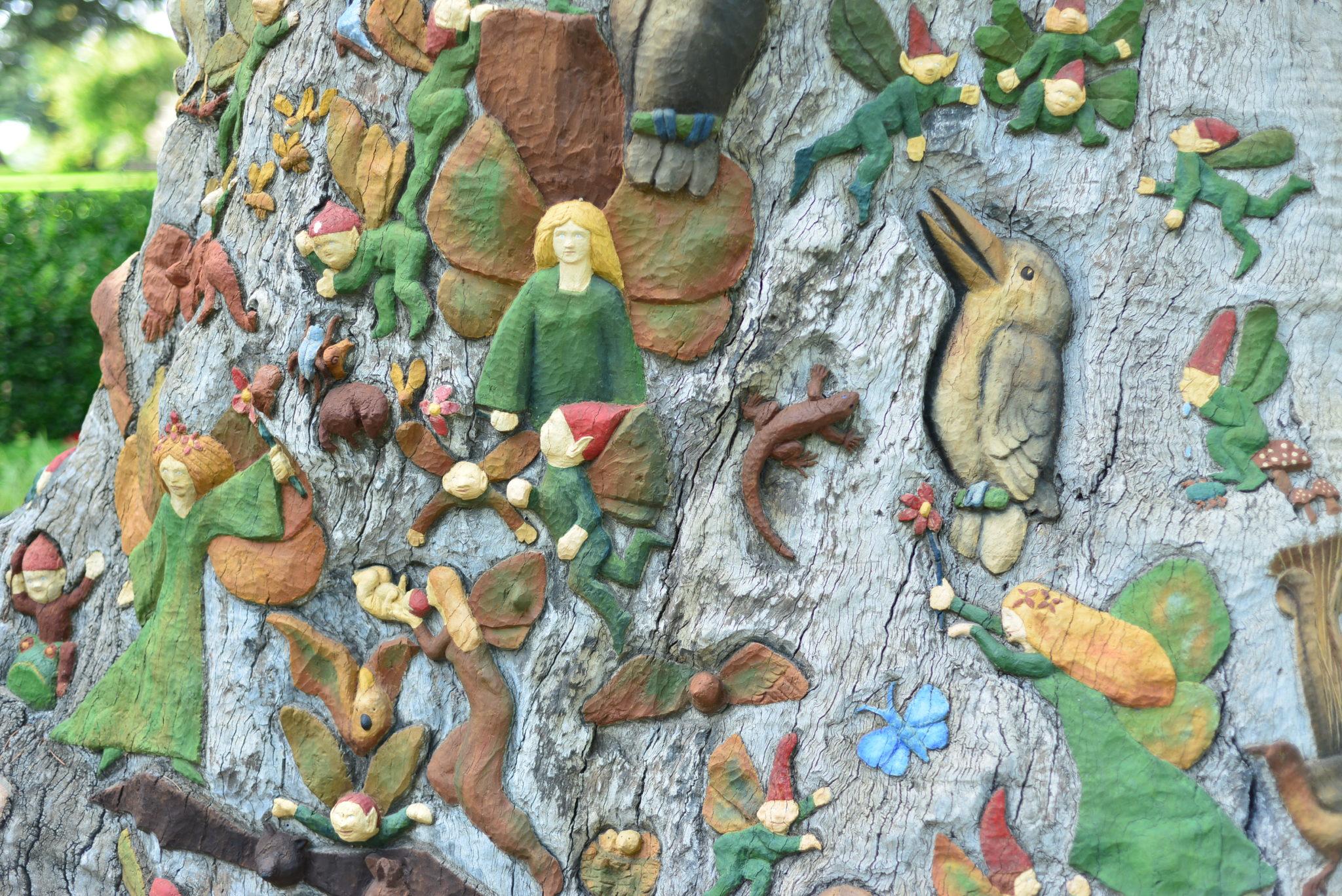 Ola Cohn's Fairy Tree