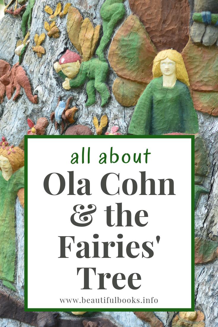 PIN Ola Cohn Fairies Tree