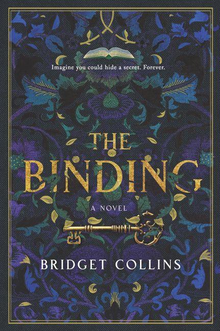 bridget collins the binding cover