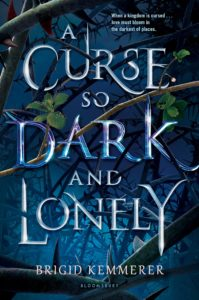 bridget kemmerer a curse so dark and lonely