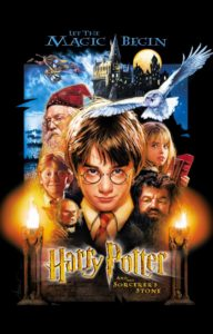 harry potter postcards poster 1