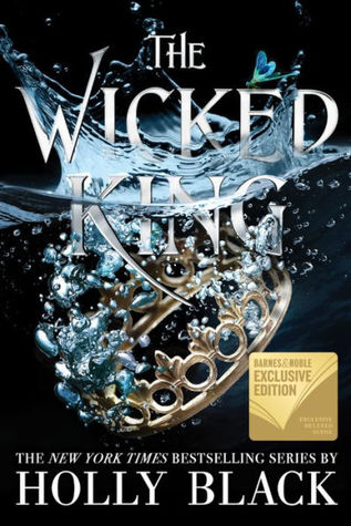 holly black wicked king bn cover