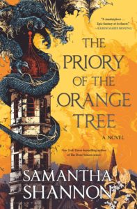 samantha shannon priory of the orange tree