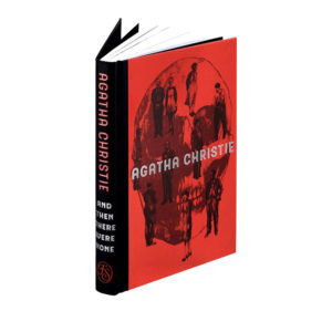 Agatha Christie And Then There Were None FS David Lupton cover