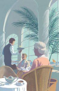 Agatha Christie FS Andrew Davidson Marple Body in the Library Int1
