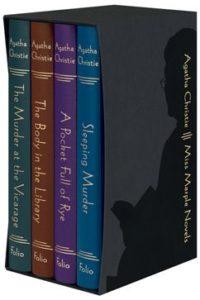 Agatha Christie FS Miss Marple Novels Boxed set