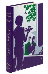 Folio Society Agatha Christie Andrew Davidson Marple A Pocket Full of Rye