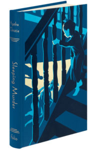 Folio Society Agatha Christie Andrew Davidson Marple Sleeping Murder