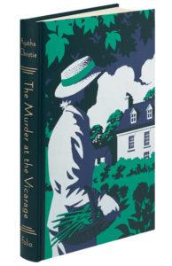 Folio Society Agatha Christie Andrew Davidson Marple The Murder at the Vicarage